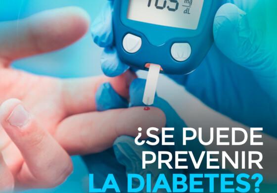 ¿Se puede prevenir la diabetes?